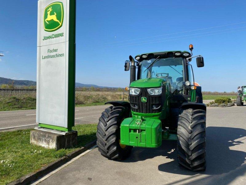 Traktor типа John Deere 6150R, Gebrauchtmaschine в Niederkirchen (Фотография 1)