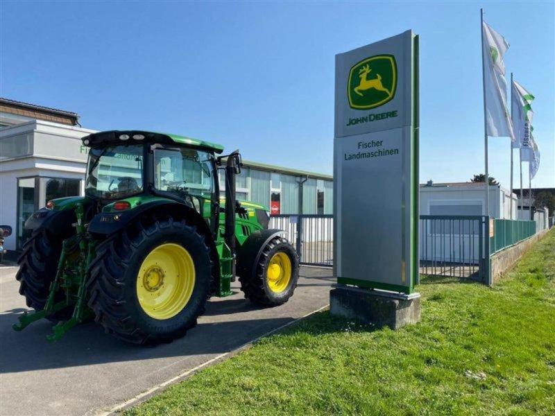 Traktor типа John Deere 6150R, Gebrauchtmaschine в Niederkirchen (Фотография 6)
