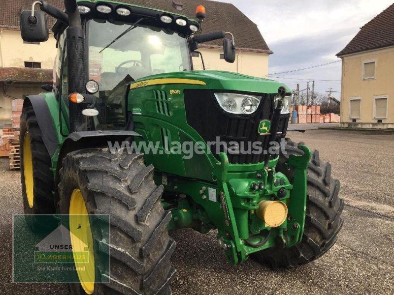 Traktor des Typs John Deere 6150R, Gebrauchtmaschine in Enns (Bild 1)