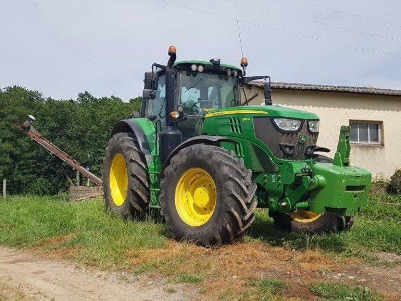 Traktor a típus John Deere 6155 M, Gebrauchtmaschine ekkor: CASTETIS (Kép 1)