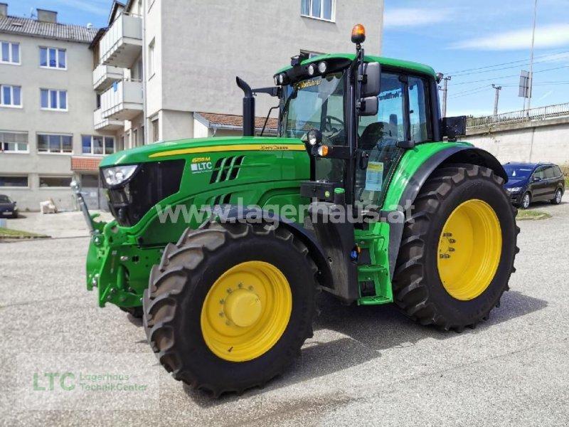 Traktor des Typs John Deere 6155 M, Vorführmaschine in Attnang-Puchheim (Bild 1)