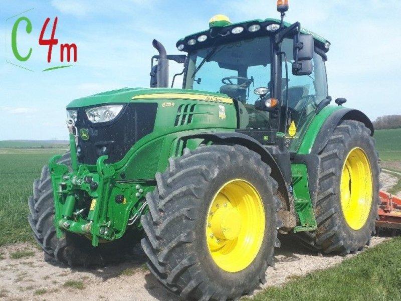 Traktor a típus John Deere 6155 R, Gebrauchtmaschine ekkor: MONTOY-FLANVILLE (Kép 1)