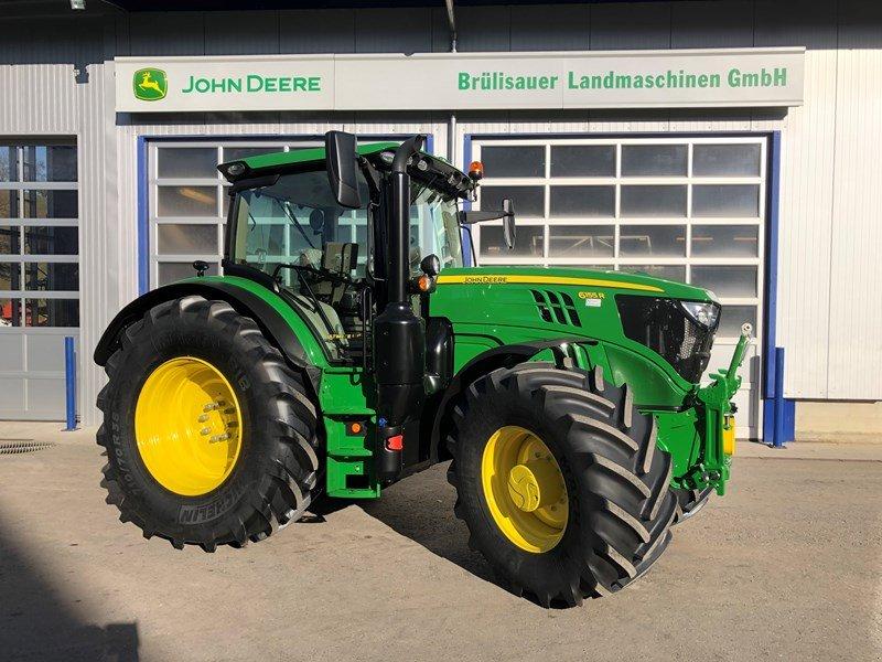 Traktor a típus John Deere 6155 R, Neumaschine ekkor: Eichberg (Kép 1)