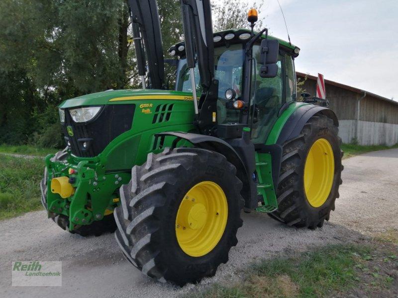 Traktor tipa John Deere 6155 R, Gebrauchtmaschine u Langweid am Lech  (Slika 1)