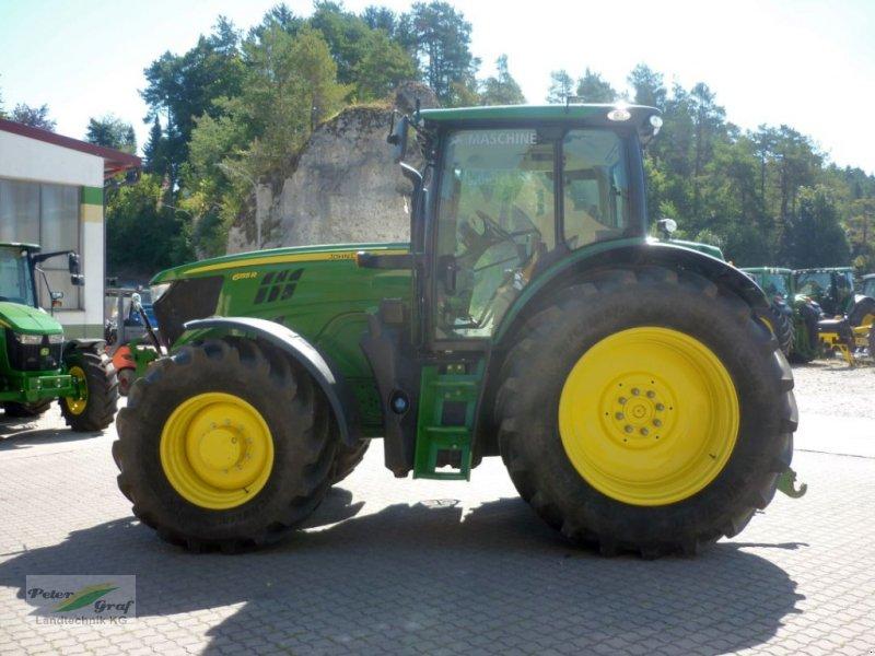 Traktor des Typs John Deere 6155 R, Gebrauchtmaschine in Pegnitz-Bronn (Bild 1)