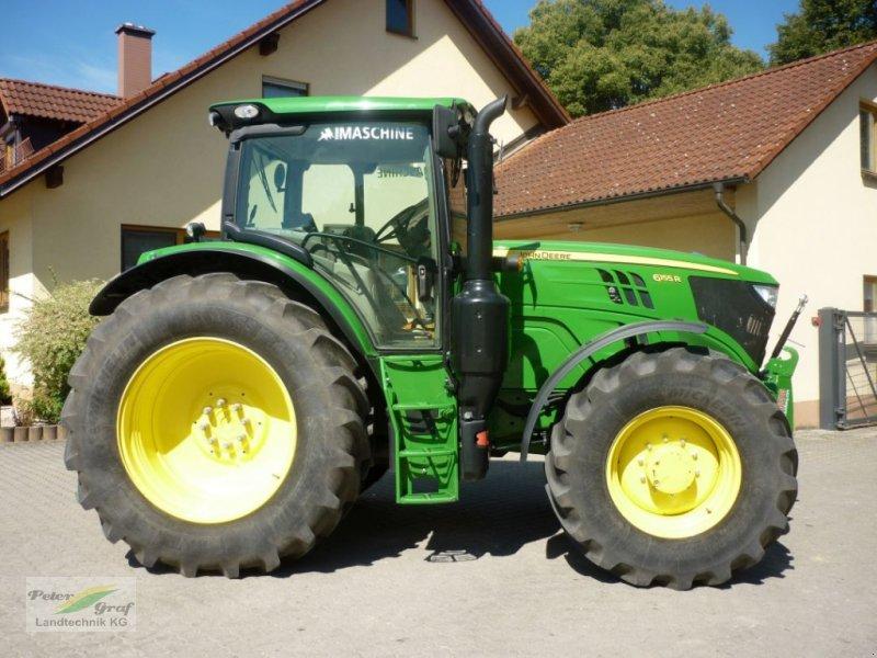 Traktor des Typs John Deere 6155 R, Gebrauchtmaschine in Pegnitz-Bronn (Bild 3)