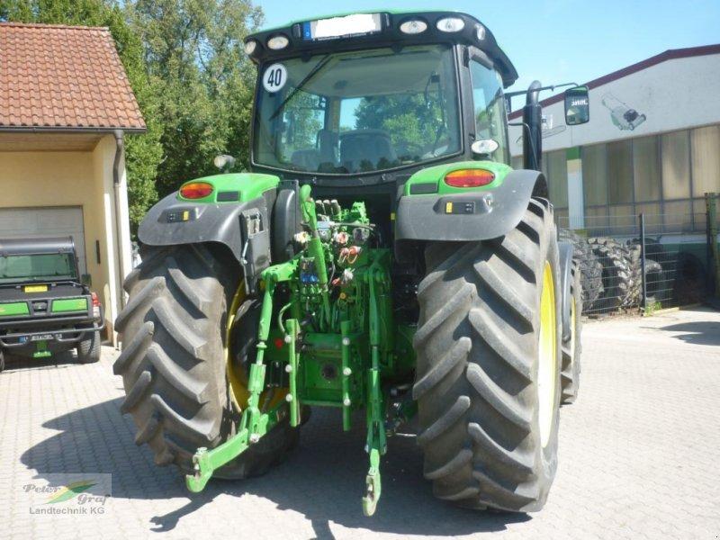 Traktor des Typs John Deere 6155 R, Gebrauchtmaschine in Pegnitz-Bronn (Bild 4)
