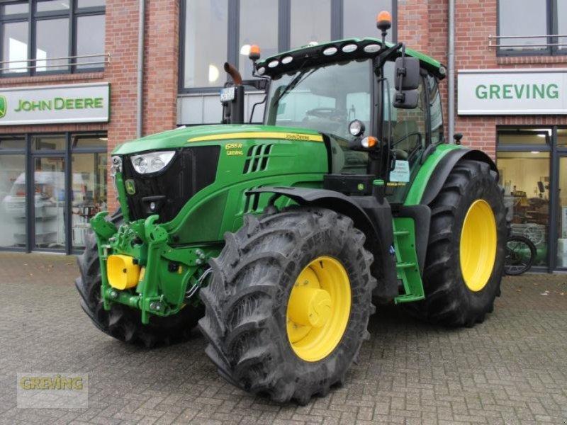 Traktor des Typs John Deere 6155 R, Gebrauchtmaschine in Ahaus (Bild 1)