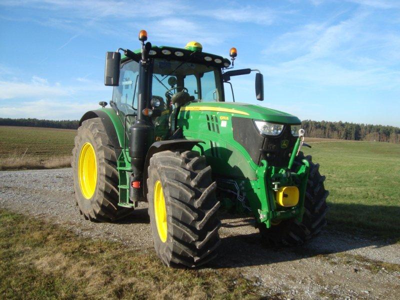 Traktor des Typs John Deere 6155 R, Gebrauchtmaschine in Emskirchen (Bild 2)