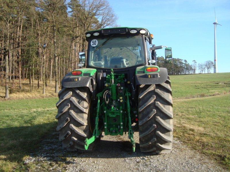Traktor des Typs John Deere 6155 R, Gebrauchtmaschine in Emskirchen (Bild 6)