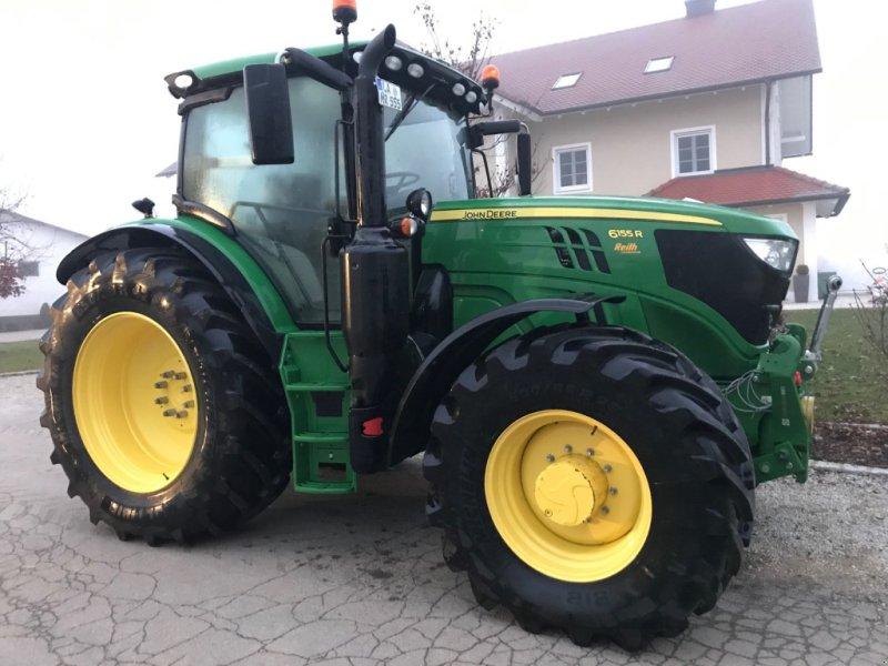Traktor des Typs John Deere 6155 R, Gebrauchtmaschine in Pfeffenhausen (Bild 1)