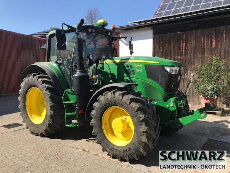 Traktor типа John Deere 6155M, Gebrauchtmaschine в Aspach (Фотография 1)