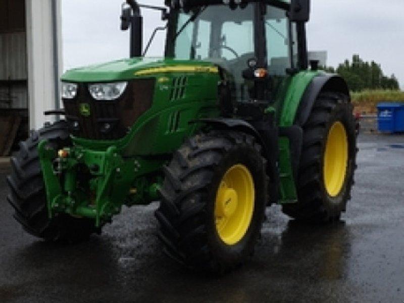 Traktor des Typs John Deere 6155M, Gebrauchtmaschine in DOMFRONT (Bild 1)