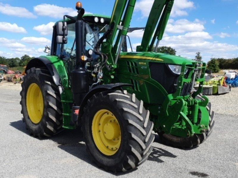 Traktor типа John Deere 6155M, Gebrauchtmaschine в DOMFRONT (Фотография 1)