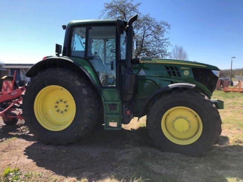 Traktor des Typs John Deere 6155m, Gebrauchtmaschine in  (Bild 1)