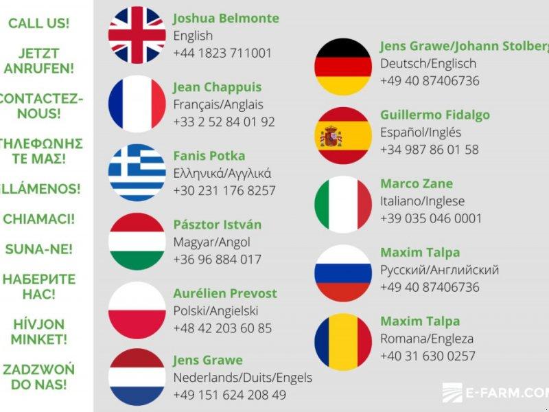 Traktor типа John Deere 6155m, Gebrauchtmaschine в  (Фотография 1)