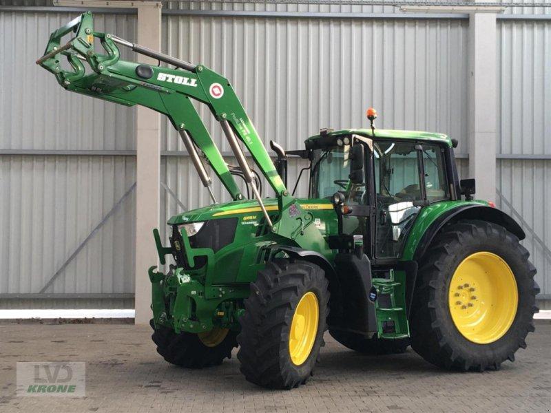 Traktor des Typs John Deere 6155M, Gebrauchtmaschine in Spelle (Bild 1)