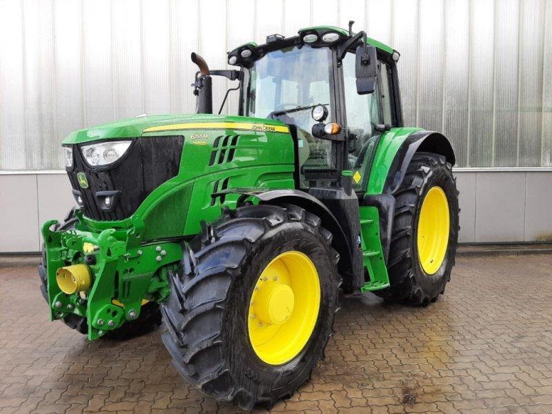 Traktor des Typs John Deere 6155M, Neumaschine in Sittensen (Bild 1)
