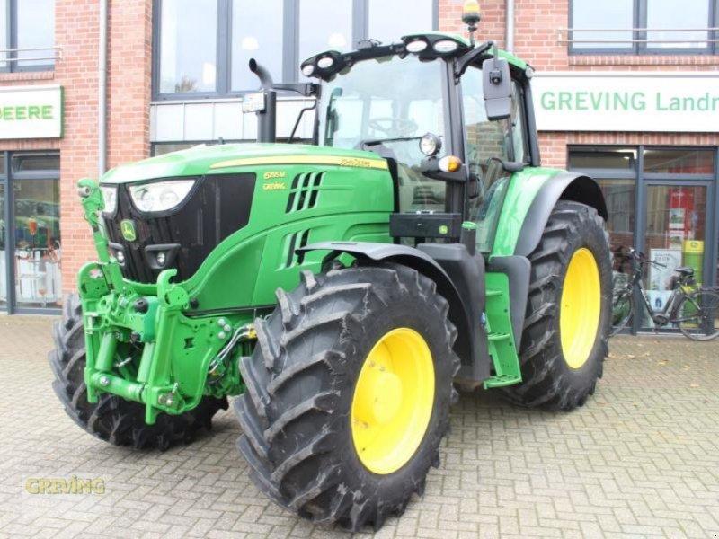 Traktor des Typs John Deere 6155M, Gebrauchtmaschine in Ahaus (Bild 1)