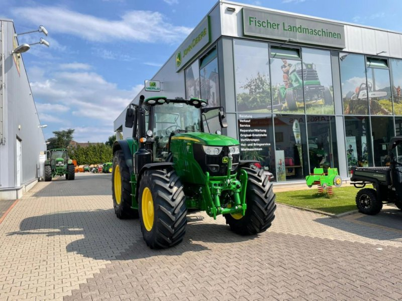 Traktor типа John Deere 6155M, Neumaschine в Worms (Фотография 1)