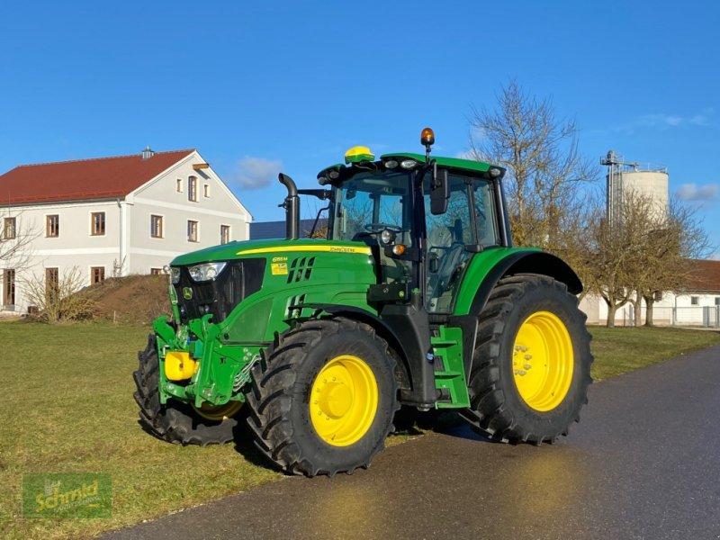 Traktor des Typs John Deere 6155M, Gebrauchtmaschine in Breitenbrunn (Bild 1)
