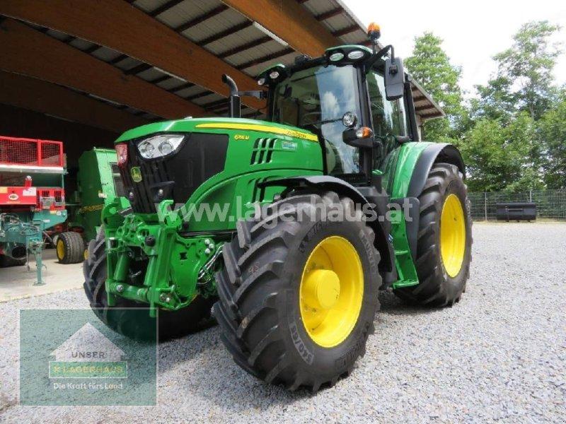 Traktor des Typs John Deere 6155M, Neumaschine in Hofkirchen (Bild 1)