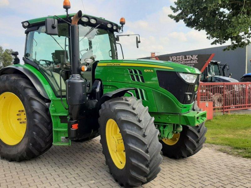 Traktor tipa John Deere 6155R AP 50Km/h Lucht AT-Ready, Gebrauchtmaschine u Schoonebeek (Slika 1)