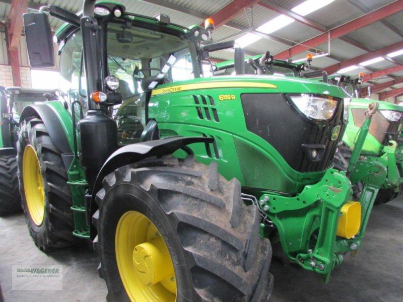 Traktor des Typs John Deere 6155R  AP50, Gebrauchtmaschine in Bad Wildungen-Wega (Bild 1)