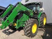 Traktor a típus John Deere 6155R DD TRAKTOR FR.LYFT PTO, Gebrauchtmaschine ekkor: