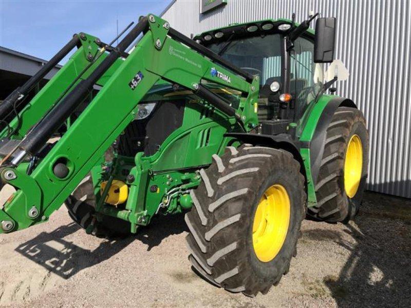 Traktor a típus John Deere 6155R DD TRAKTOR FR.LYFT PTO, Gebrauchtmaschine ekkor:  (Kép 1)