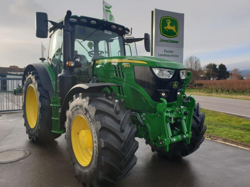 Traktor des Typs John Deere 6155R (MY21), Neumaschine in Niederkirchen (Bild 1)