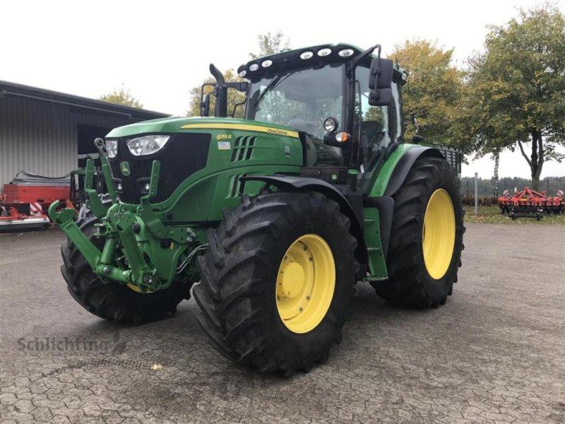 Traktor des Typs John Deere 6155R Premium, Gebrauchtmaschine in Soltau (Bild 1)
