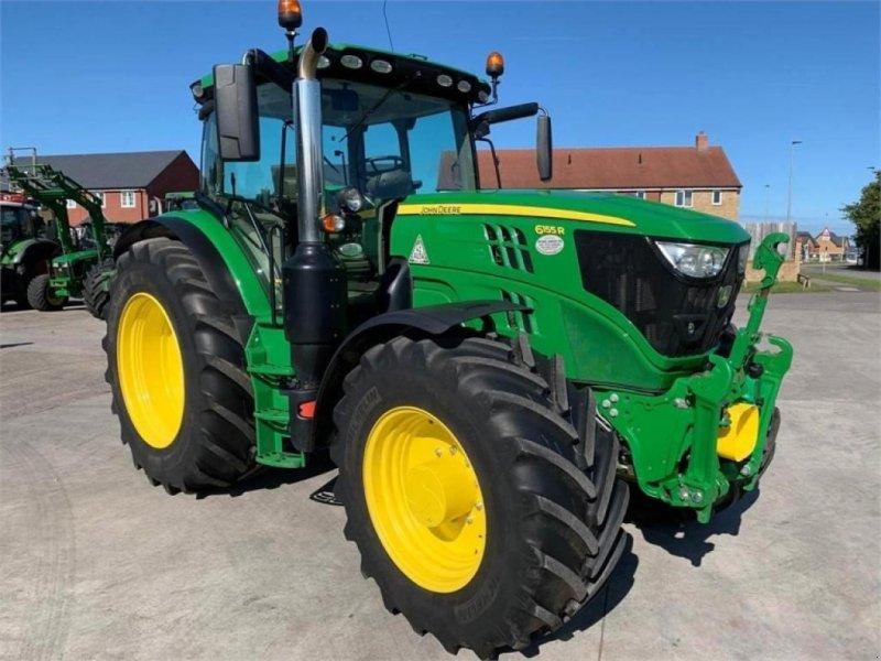Traktor типа John Deere 6155r ultimate edition command pro, Gebrauchtmaschine в  (Фотография 1)