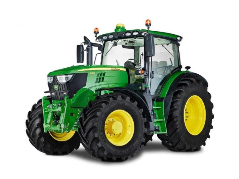 Traktor des Typs John Deere 6155R, Gebrauchtmaschine in Videbæk (Bild 1)