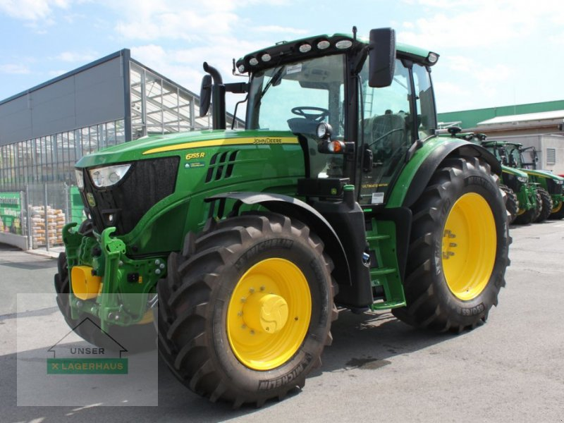 Traktor des Typs John Deere 6155R, Neumaschine in Hartberg (Bild 1)