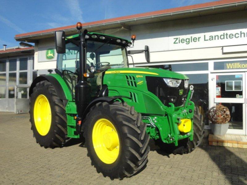 Traktor tipa John Deere 6155R, Neumaschine u Kandern-Tannenkirch (Slika 1)