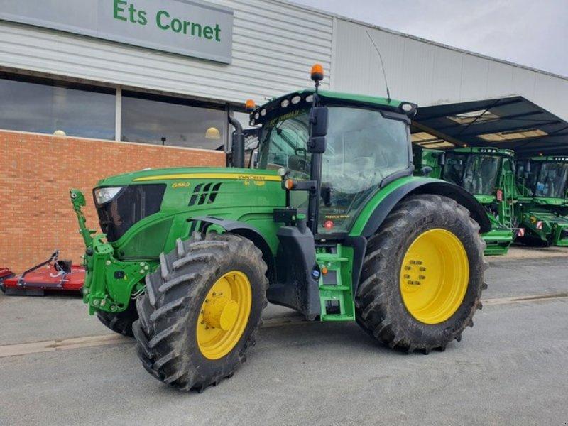 Traktor a típus John Deere 6155R, Gebrauchtmaschine ekkor: PITHIVIERS Cedex (Kép 1)