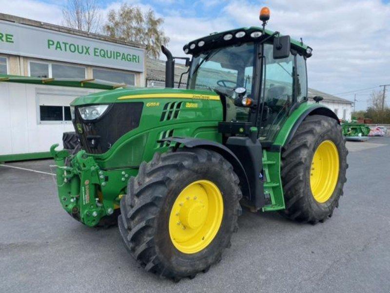 Traktor a típus John Deere 6155R, Gebrauchtmaschine ekkor: ESCAUDOEUVRES (Kép 1)