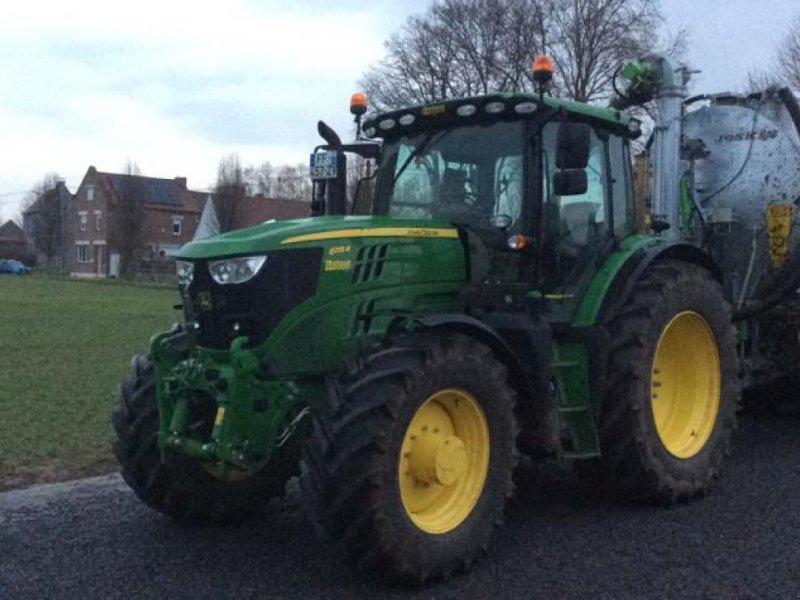 Traktor типа John Deere 6155R, Gebrauchtmaschine в Wargnies Le Grand (Фотография 1)
