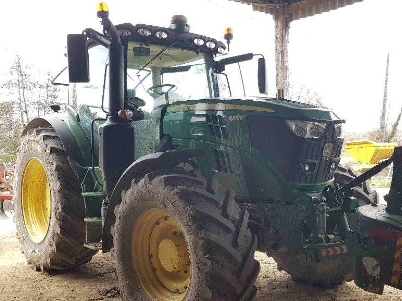 Traktor des Typs John Deere 6155R, Gebrauchtmaschine in CASTETIS (Bild 1)