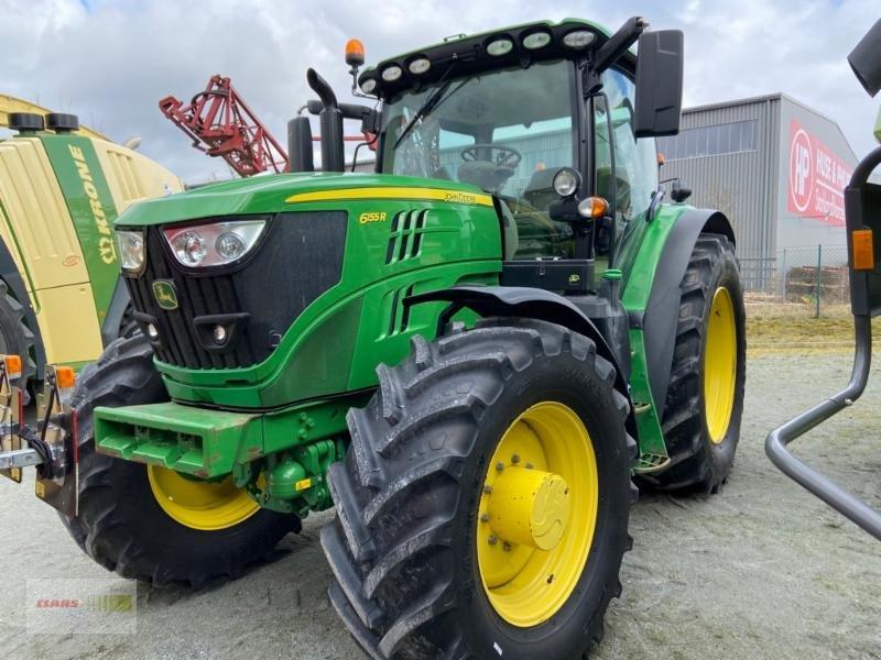Traktor des Typs John Deere 6155R, Gebrauchtmaschine in Schwülper (Bild 1)