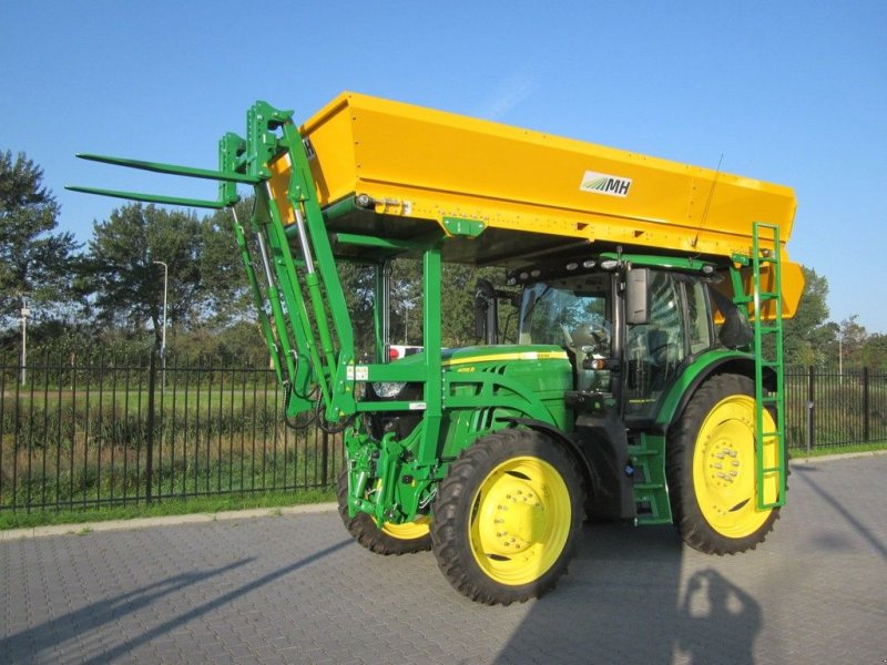 Traktor a típus John Deere 6155R, Gebrauchtmaschine ekkor: Zuidoostbeemster (Kép 1)