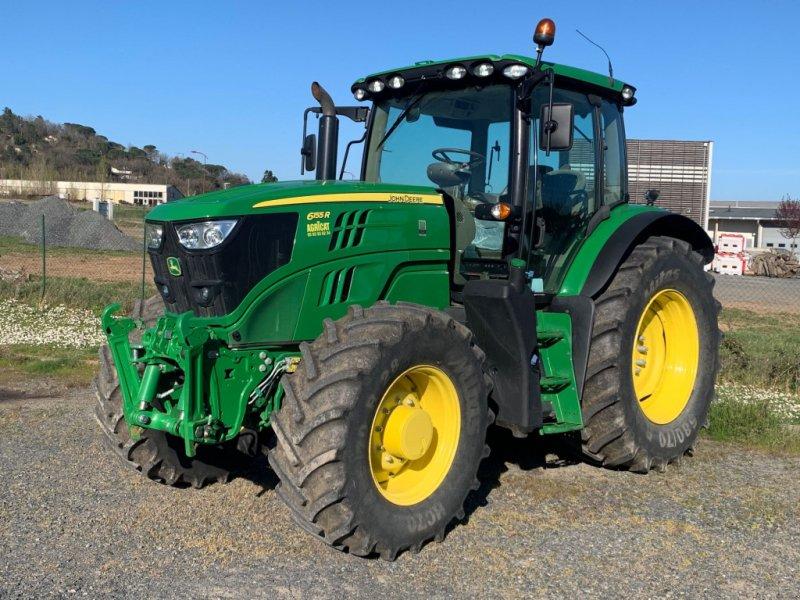 Traktor des Typs John Deere 6155R, Gebrauchtmaschine in Realmont (Bild 1)