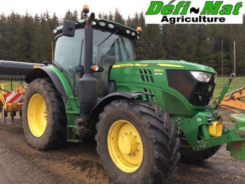 Traktor des Typs John Deere 6155R, Gebrauchtmaschine in Andelat (Bild 1)