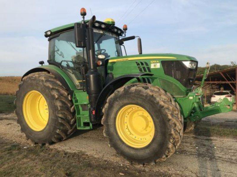 Traktor a típus John Deere 6155R, Gebrauchtmaschine ekkor: MONFERRAN (Kép 1)