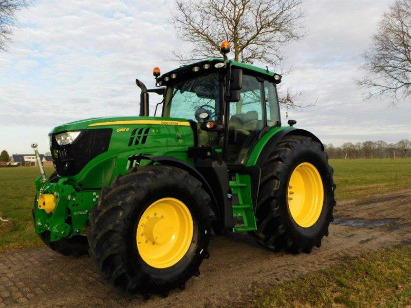 Traktor a típus John Deere 6155R, Gebrauchtmaschine ekkor: Staphorst (Kép 1)