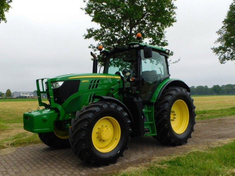 Traktor des Typs John Deere 6155R, Gebrauchtmaschine in Staphorst (Bild 1)