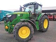 Traktor a típus John Deere 6155R, Gebrauchtmaschine ekkor: Gueret
