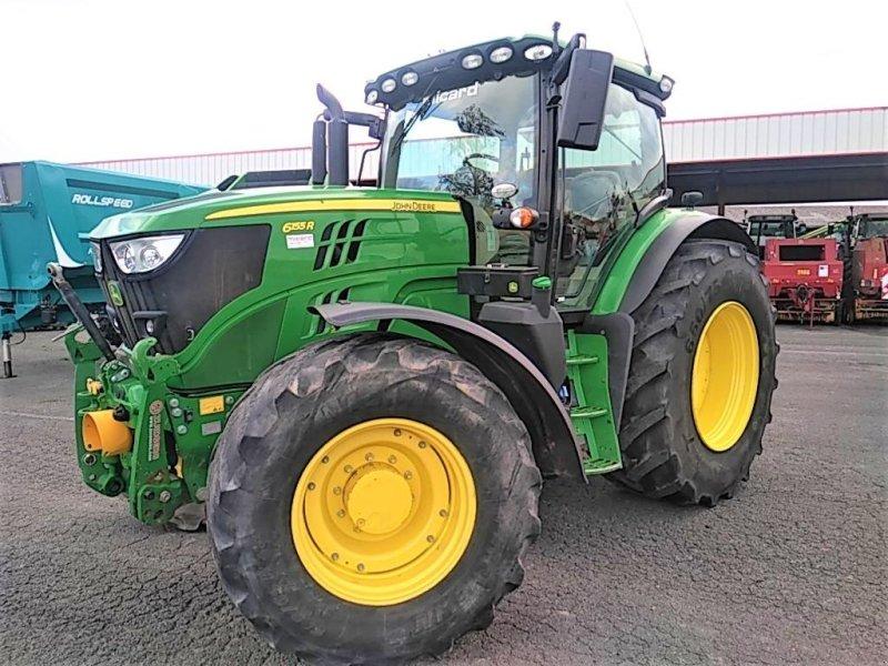 Traktor a típus John Deere 6155R, Gebrauchtmaschine ekkor: Gueret (Kép 1)