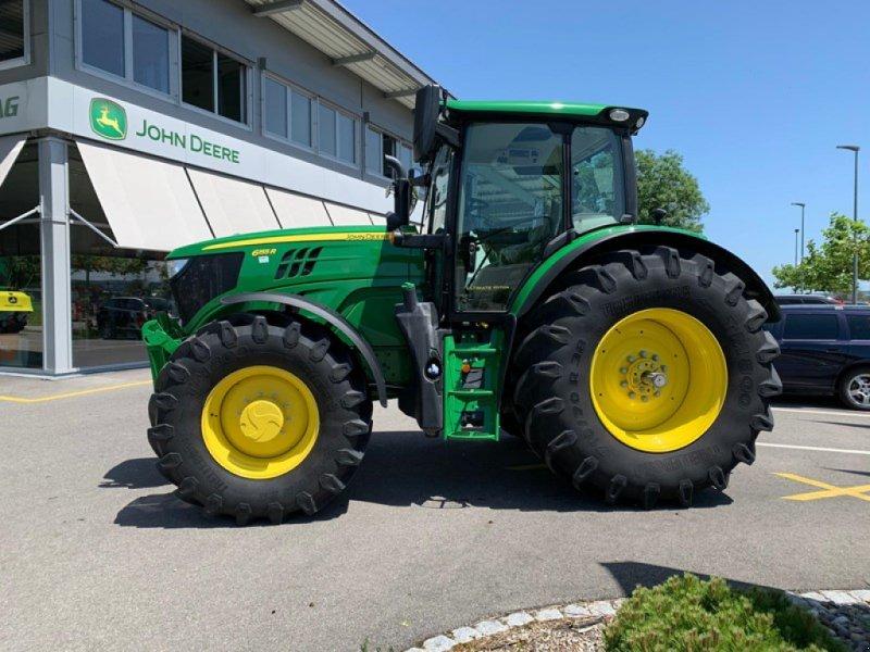 Traktor tipa John Deere 6155R, Ausstellungsmaschine u Lengnau (Slika 1)
